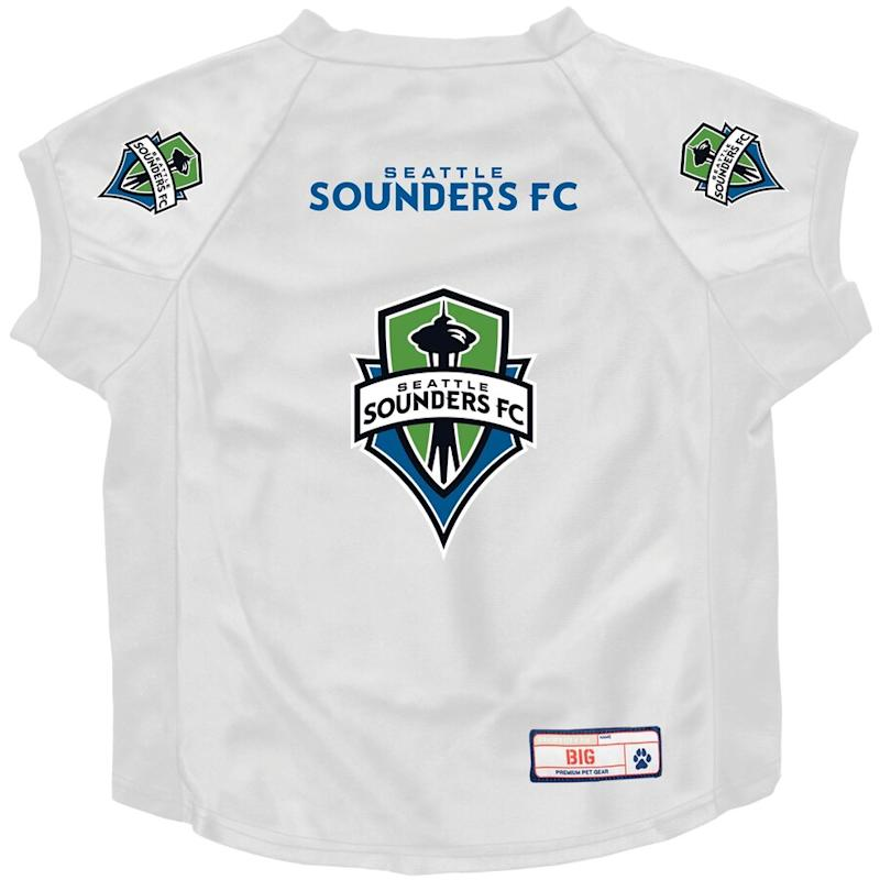 Sounders FC Pet Jersey