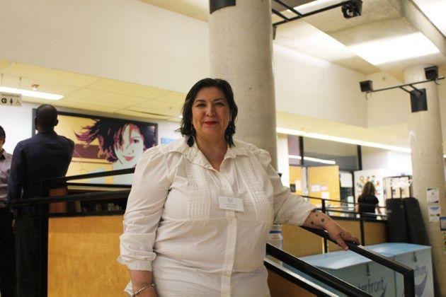 Tracey Lasook, a paralegal and community legal worker at Kinna-aweya Legal Clinic in Thunder Bay, visits Toronto for a conference on June 13, 2019.
