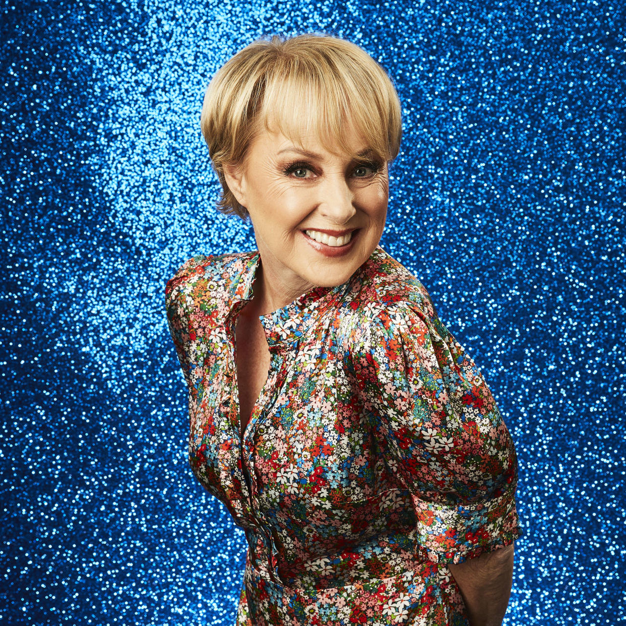 From ITV Studios  Dancing on Ice: SR14 on ITV and ITV Hub  Pictured: Sally Dynevor.  This photograph is (C) ITV Plc and can only be reproduced for editorial purposes directly in connection with the programme or event mentioned above, or ITV plc. Once made available by ITV plc Picture Desk, this photograph can be reproduced once only up until the transmission [TX] date and no reproduction fee will be charged. Any subsequent usage may incur a fee. This photograph must not be manipulated [excluding basic cropping] in a manner which alters the visual appearance of the person photographed deemed detrimental or inappropriate by ITV plc Picture Desk.  This photograph must not be syndicated to any other company, publication or website, or permanently archived, without the express written permission of ITV Picture Desk. Full Terms and conditions are available on the website www.itv.com/presscentre/itvpictures/terms  For further information please contact: james.hilder@itv.com / 0207 157 3052
