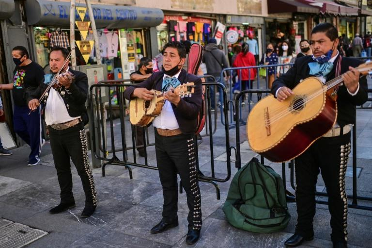 Nearly 30 million Mexicans work in the informal sector, which accounts for almost a quarter of the economy