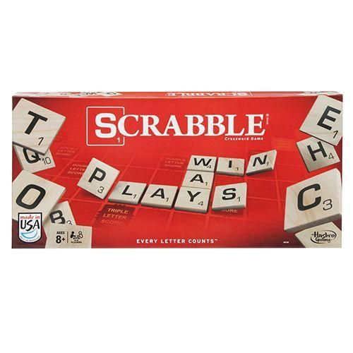"""<p><strong><em>Scrabble Crossword Game</em></strong><strong><em>, $17</em></strong> <a class=""""link rapid-noclick-resp"""" href=""""https://www.amazon.com/dp/B00IL5XY9K?tag=syn-yahoo-20&ascsubtag=%5Bartid%7C10050.g.35033504%5Bsrc%7Cyahoo-us"""" rel=""""nofollow noopener"""" target=""""_blank"""" data-ylk=""""slk:BUY NOW"""">BUY NOW</a></p><p>Alfred Mosher Butts hoped to create a board game that would use both chance and skill, combining features of anagrams and crossword puzzles. Originally dubbed Criss Cross Words, Scrabble emerged in 1948 as an instant family favorite for lovers of words (and intense competition).</p>"""