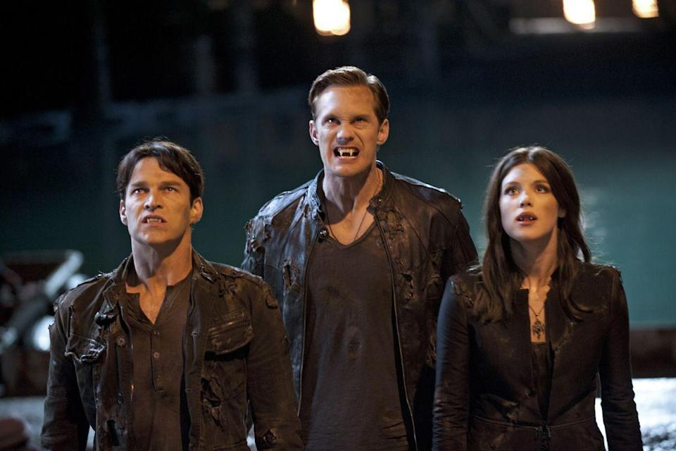 "<p>Dark horror set in Louisiana, based around sharp-talking vampires with sharper teeth? Sign us up. The sexy premium cable drama features some of the best television work out there, and Anna Paquin shines in it.</p><p><a class=""link rapid-noclick-resp"" href=""https://play.hbonow.com/series/urn:hbo:series:GVU2cMgPp_VFvjSoJATyY?camp=Search&play=true"" rel=""nofollow noopener"" target=""_blank"" data-ylk=""slk:Watch Now"">Watch Now</a></p>"