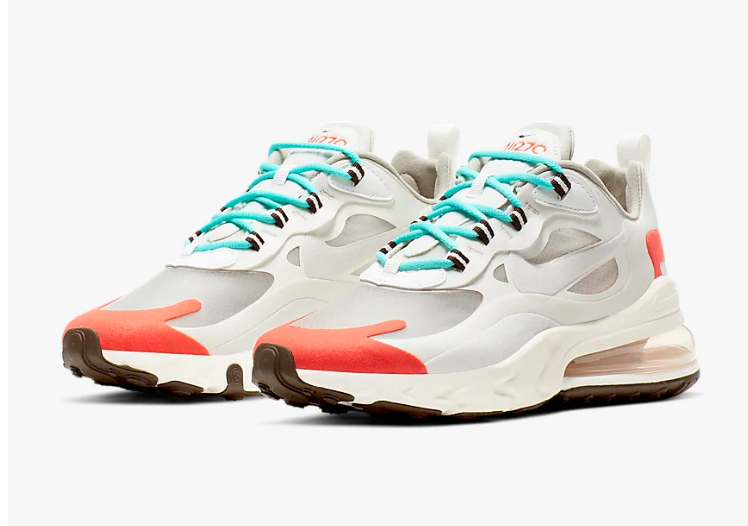Women's Nike Air Max 270 React (Mid-Century)