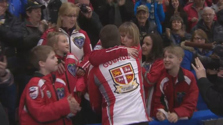 Brad Gushue's Team N.L. earns Brier title with electrifying win in front of hometown crowd