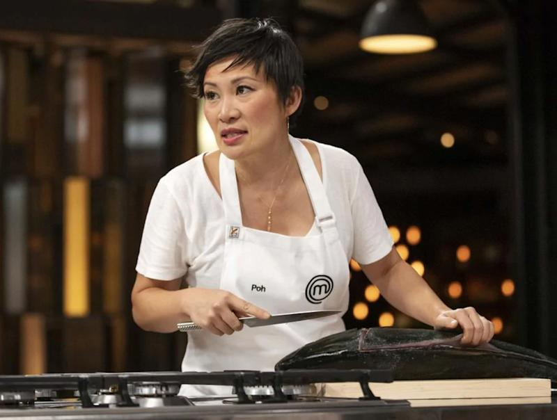 'MasterChef Australia: Back To Win' contestant Poh Ling Yeow (Photo: Channel 10)