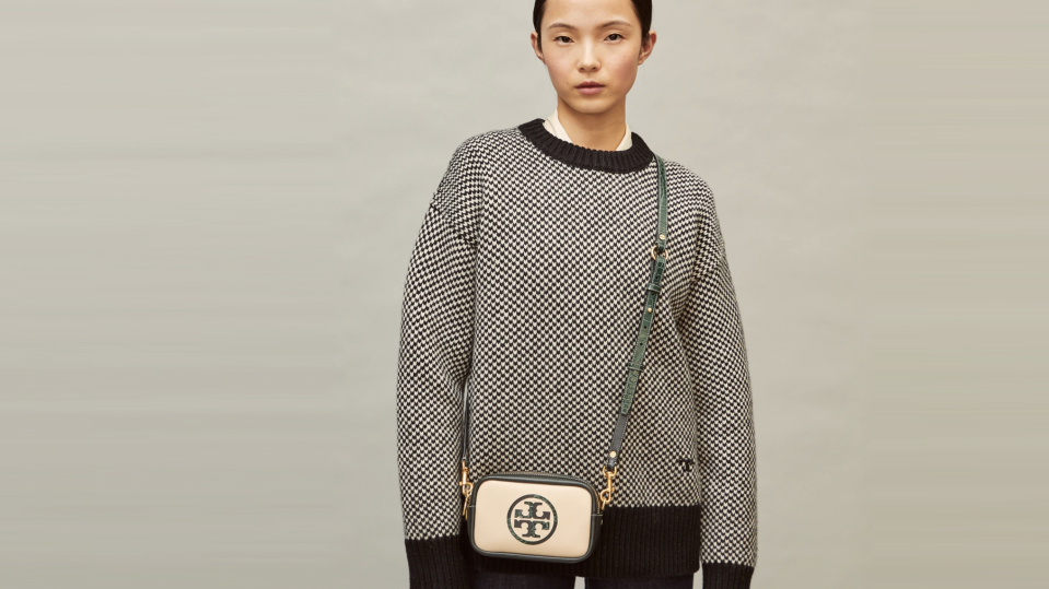 You won't believe the price lows on these leather handbags.