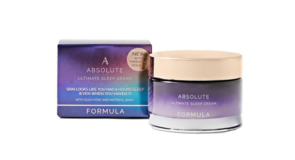 Absolute Ultimate Sleep Cream