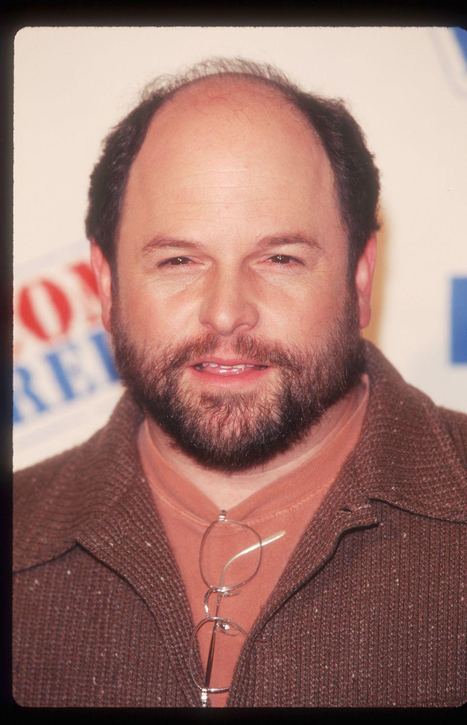 <p>Jason Alexander's career took off on 1981's Broadway production of <em>Merrily We Roll Along. </em>In 1989, he earned a Tony for <em>Jerome Robbins' Broadway</em>. Alexander is best known for crossing over to television and starring as George Costanza in <em>Seinfeld </em>from 1989 to 1998. His film roles include <em>Pretty Woman, </em><em>Jacob's Ladder </em>and <em>Shallow Hal.</em></p>