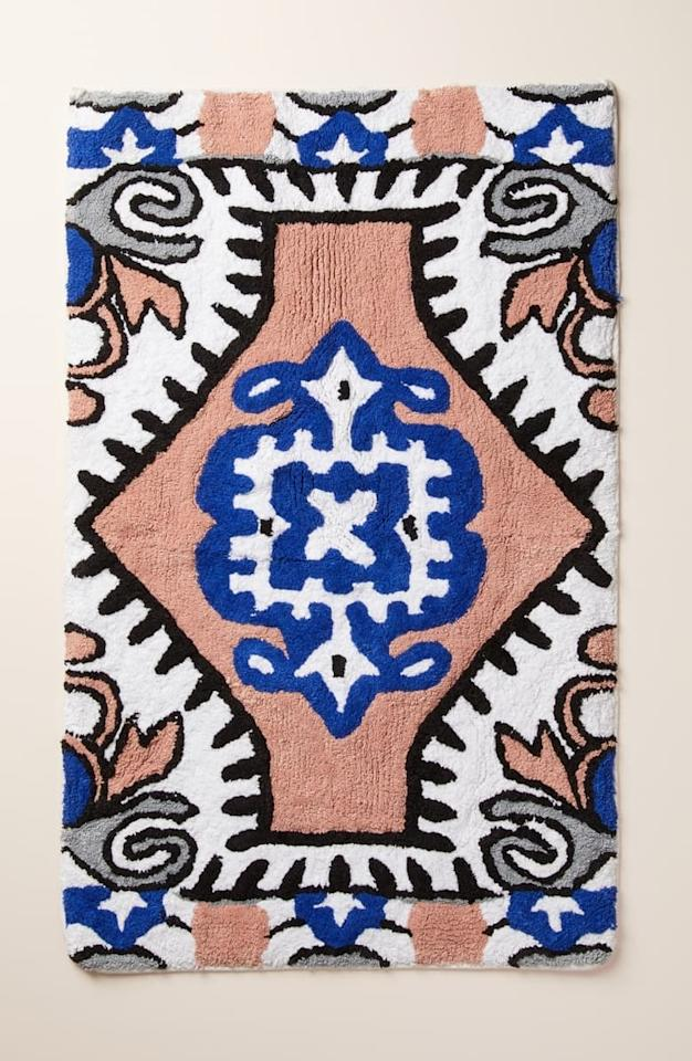 "$38, Nordstrom. <a href=""https://shop.nordstrom.com/s/anthropologie-fez-bath-mat-nordstrom-exclusive-color/5269030?origin=category-personalizedsort&breadcrumb=Home%2FAnniversary%20Sale%2FHome&color=brown"">Get it now!</a>"