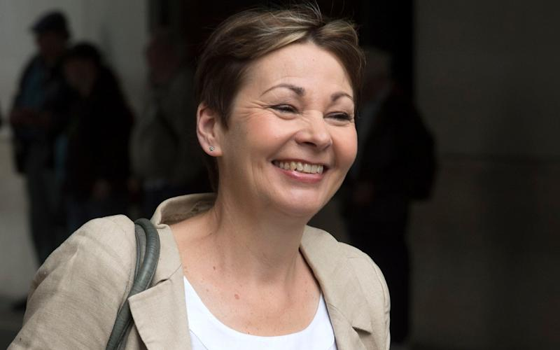 Caroline Lucas  - Credit: Anthony Devlin/PA Wire