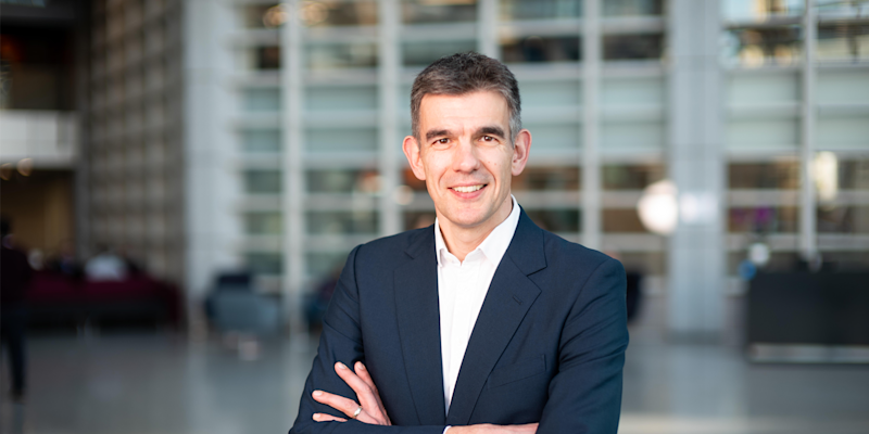 7) Matt Brittin, president, EMEA business & operations, Google. Photo: Google