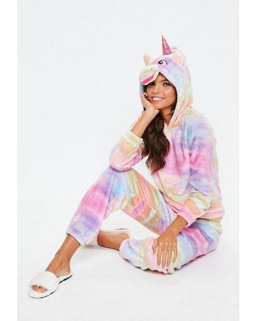 A unicorn Halloween costume you can fall asleep at the party in.
