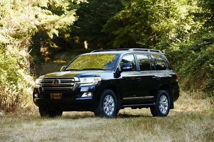 2016 Toyota Land Cruiser photo