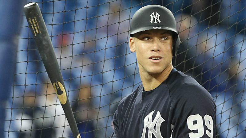 Aaron Judge's sweet spot in Yankees lineup is second to none
