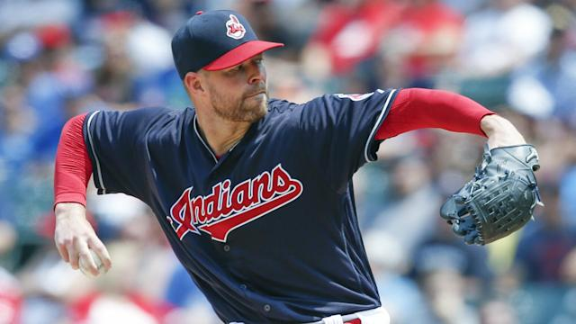 The Cleveland Indians were led by Corey Kluber's strong performance in MLB action on Sunday.