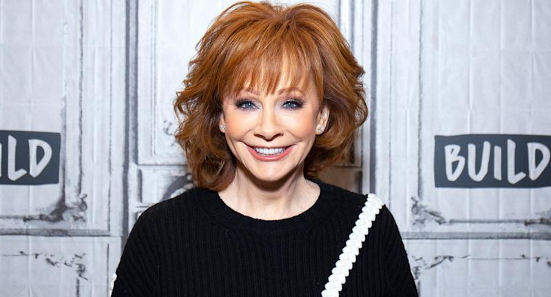 Reba McEntire. Image via Getty Images.