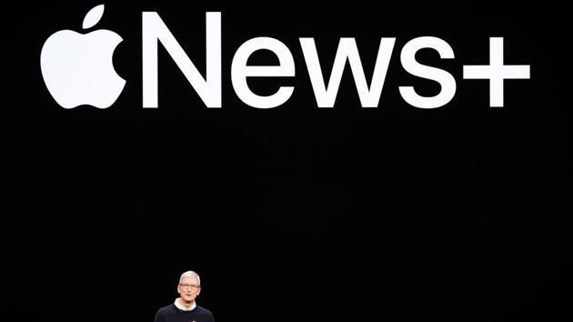apple news subscription service with access to over 300 publications launched. Black Bedroom Furniture Sets. Home Design Ideas