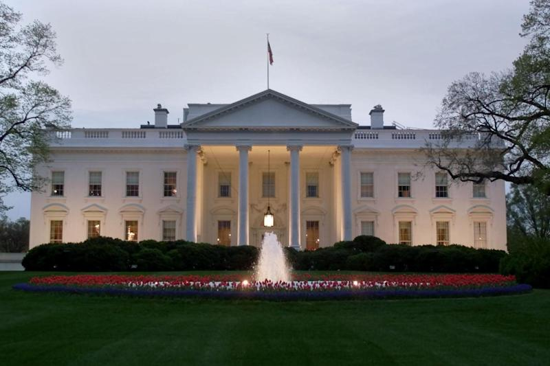 The White House in Washington: Getty Images