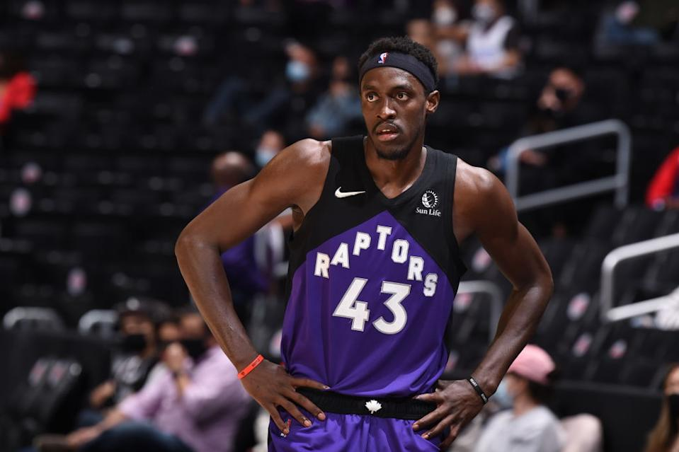 The Raptors' nightmare season is mercifully coming to an end. (Getty)