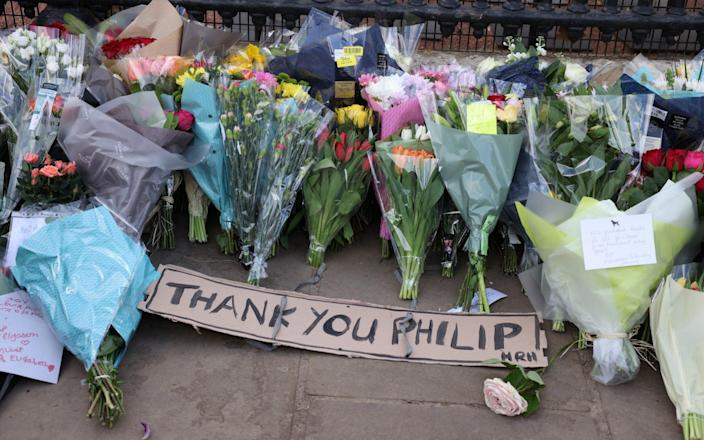 THE DAY PRINCE PHILIP DIED PICTURES-Dunky Wood / Getty Images Europe & # xa0;
