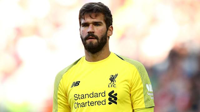 Liverpool goalkeeper Alisson is yet to concede a goal in his three Premier League appearances and his club have taken a maximum nine points.