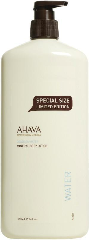 Ahava Mineral Body Lotion-Limited Edition Triple Size. (Photo: Ulta)