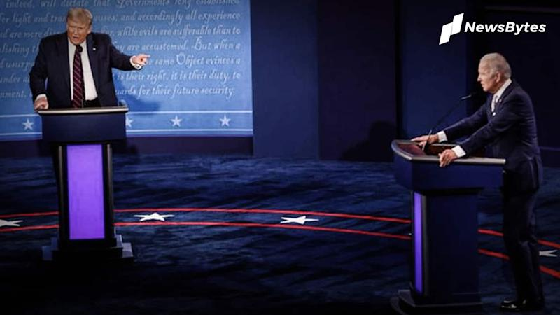 Moderator of first Presidential debate blames Donald Trump for chaos