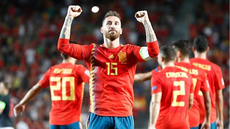 Spanish Captain and Defender Sergio Ramos to Undergo Medical Review After Injury