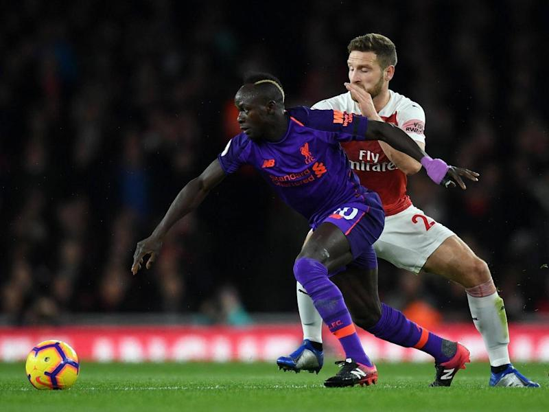 Mustafi has played every minute in the Premier League under Emery (Getty Images)