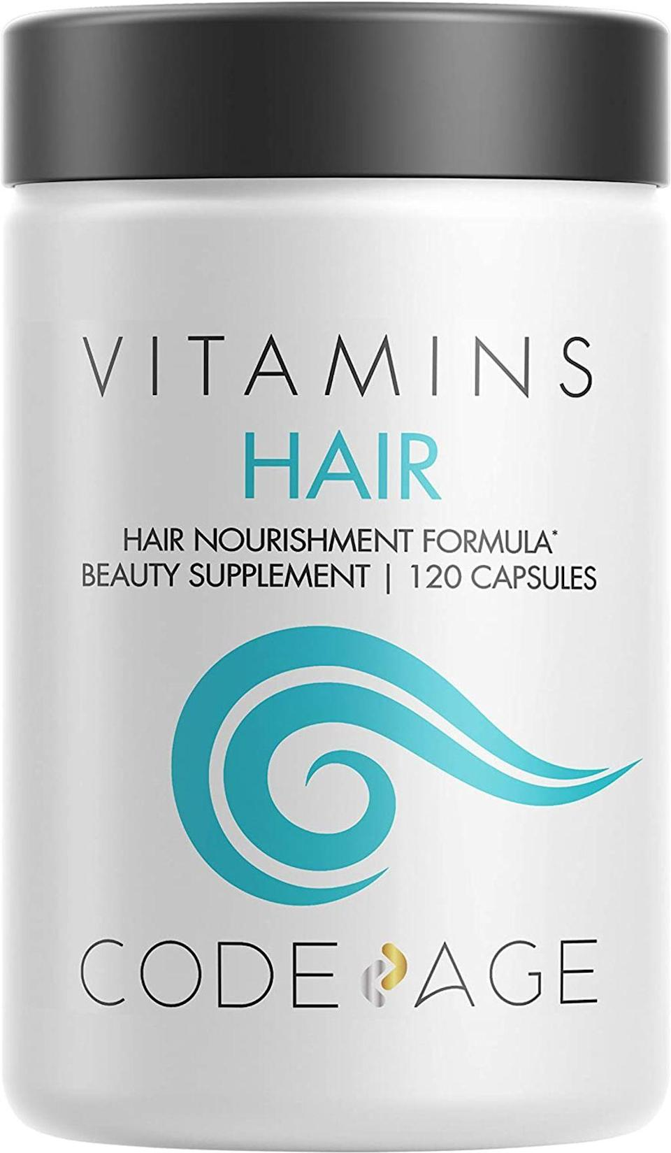 code age, best biotin hair supplements