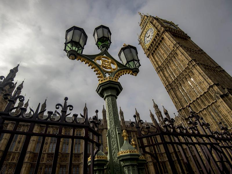 The vote, which was held in the House of Commons last night, was voted against by 26 Conservative MPs: Getty Images