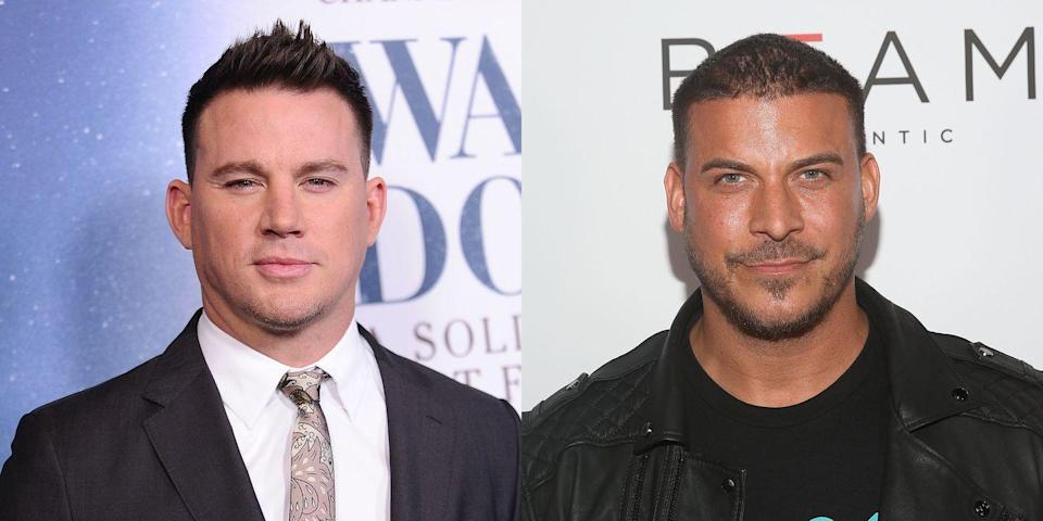 """<p><em>Vanderpump Rules</em> star Jax Taylor revealed to Andy Cohen that the Tatum was his roommate <a href=""""https://www.usmagazine.com/celebrity-news/news/channing-tatum-vanderpump-rules-jax-taylor-were-roommates-201353/"""" rel=""""nofollow noopener"""" target=""""_blank"""" data-ylk=""""slk:when he first moved to New York"""" class=""""link rapid-noclick-resp"""">when he first moved to New York</a> to start his modeling career.</p>"""