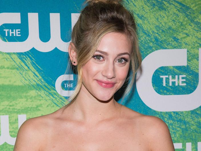 """Lili Reinhart in May 2016. <p class=""""copyright"""">Charles Sykes/Invision/AP</p>"""