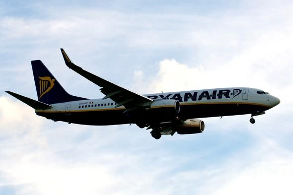 Ryanair pilots ordered to 'fly slow to save dough'