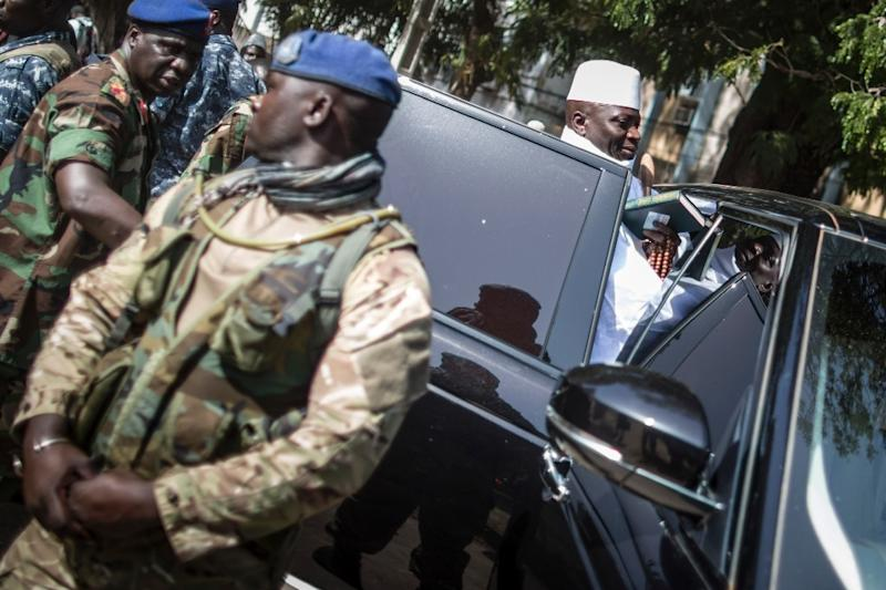 Gambia Polls Open as Internet, Phone Service Cut