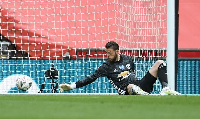 David De Gea made some costly errors for Manchester United last season
