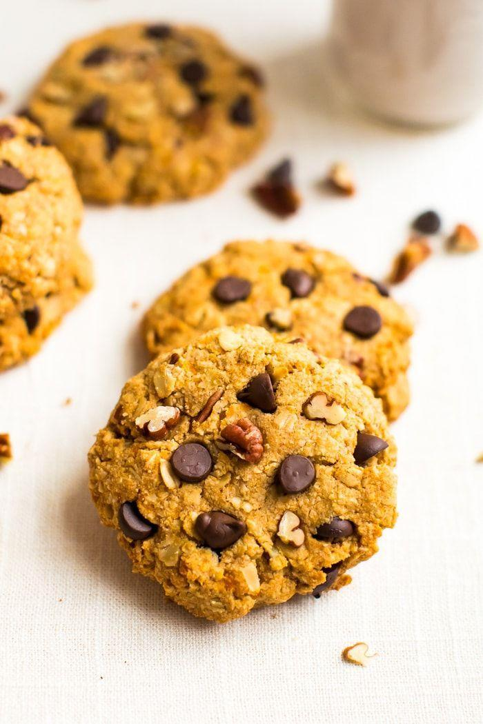 """<p>Dessert for breakfast? Yes, please! If you're not sold yet, know that this batch boasts doses of healthy fats, fiber, and protein.</p><p><strong>Get the recipe at <a href=""""https://www.eatingbirdfood.com/sweet-potato-breakfast-cookies/"""" rel=""""nofollow noopener"""" target=""""_blank"""" data-ylk=""""slk:Eating Bird Food"""" class=""""link rapid-noclick-resp"""">Eating Bird Food</a>. </strong></p><p><strong><a class=""""link rapid-noclick-resp"""" href=""""https://www.amazon.com/Premium-Stainless-Steel-Mixing-Brushed/dp/B01HTYH8YA/?tag=syn-yahoo-20&ascsubtag=%5Bartid%7C10050.g.877%5Bsrc%7Cyahoo-us"""" rel=""""nofollow noopener"""" target=""""_blank"""" data-ylk=""""slk:SHOP MIXING BOWLS"""">SHOP MIXING BOWLS</a><br></strong></p>"""