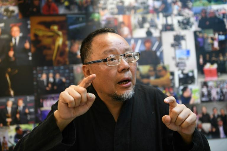 despite his accolades, Taiwanese 3D film director Charlie Chu calls himself a 'foolish director who is half-blind and half-deaf'