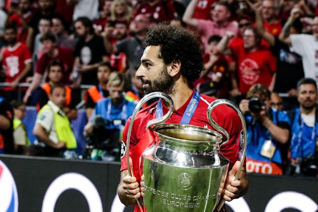 Attaquant / Liverpool / Egypte / 27 ans.
