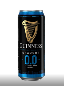Guinness Beer Zero ABV will be available in the US next spring at Beyond Spirits LLC.