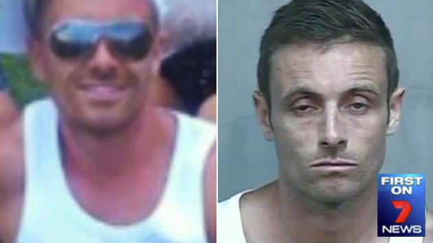 David Mulligan was arrested over the attack but failed to show up for court. Photo: 7 News
