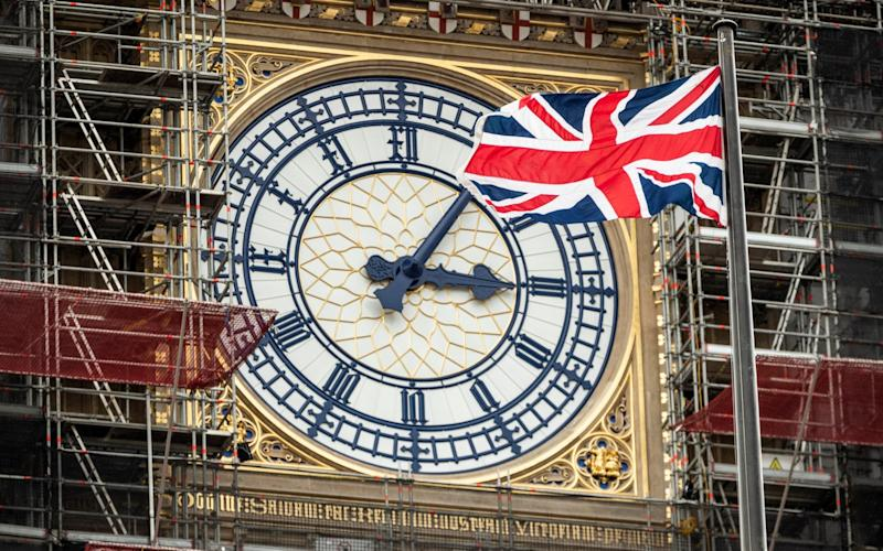 Big Ben cost just £14,200 to sound on New Year's Eve - Getty Images