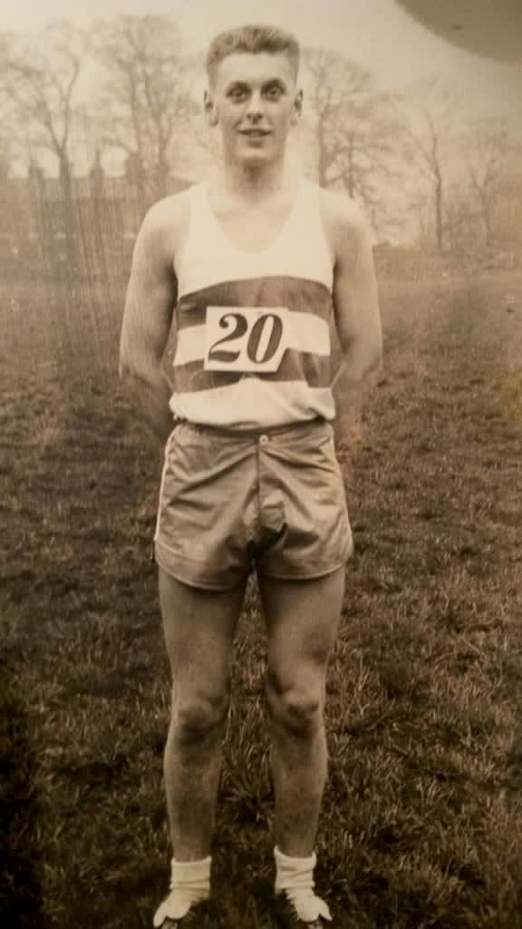 John Wootton in his youth. (SWNS)