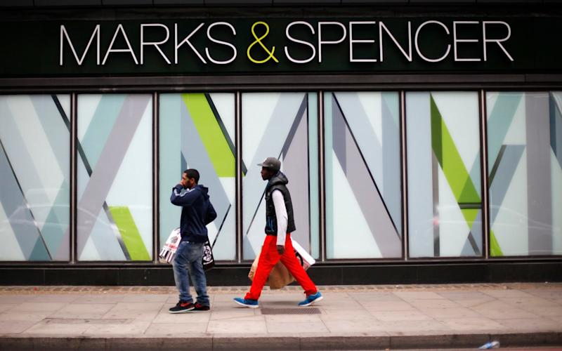 More than 1,000 Marks & Spencer employees are likely to be affected, either through being redeployed or made redundant - Reuters