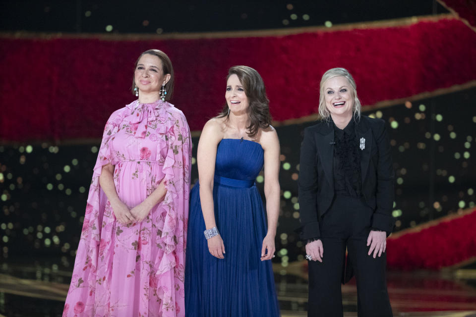 The 91st Oscars® broadcasts live on Sunday, Feb. 24, 2019, at the Dolby Theatre® at Hollywood & Highland Center® in Hollywood and will be televised live on The ABC Television Network at 8:00 p.m. EST/5:00 p.m. PST. (Craig Sjodin via Getty Images)