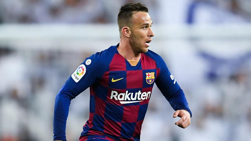 Arthur in emotional farewell to Barcelona: I'm leaving my home