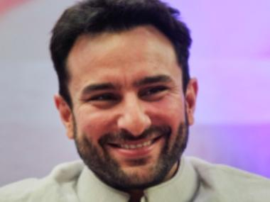 Saif Ali Khan on #MeToo in India: 'I will be very shocked and surprised if a friend of mine was named'
