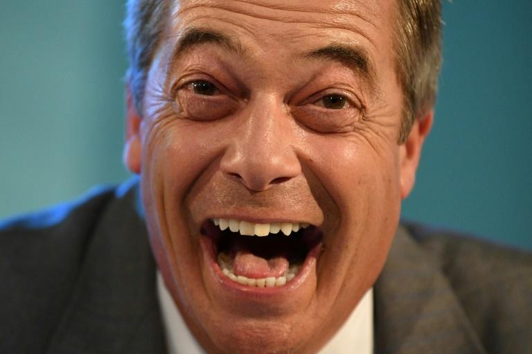 Farage has been an MEP since 1999 but has failed seven times to get elected to the British parliament