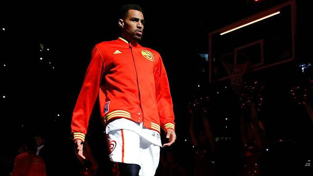 The Hawks forward reached a $4 million settlement of his lawsuit against five New York City police officers.