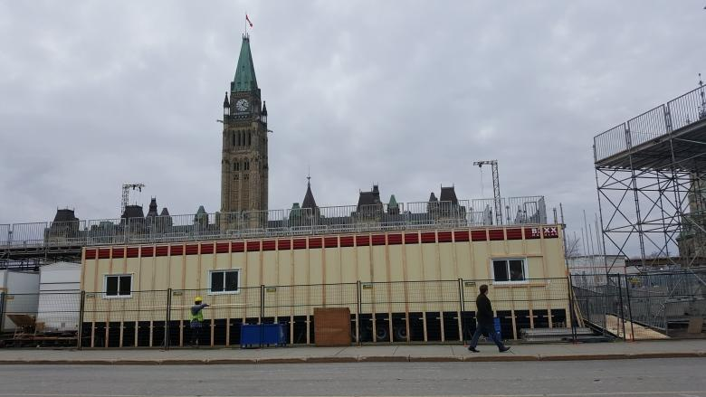 Parliament Hill skating rink to stay open until end of February